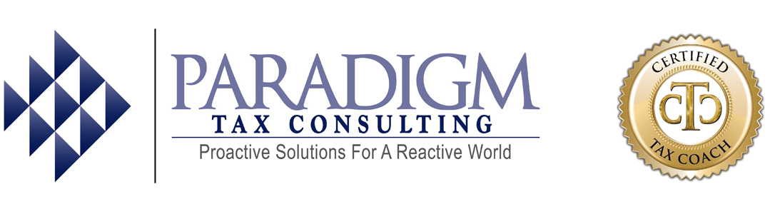 Paradigm Tax Consulting Logo